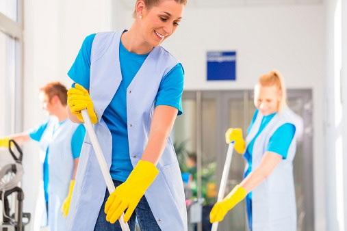 Servicio de limpieza de calidad en Madrid